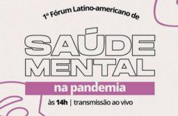 Se realizará el primer Foro Latinoamericano de Salud Mental en Pandemia