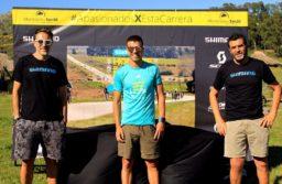 Un marplatense ganó la edición virtual del duatlón Hombre de Piedra