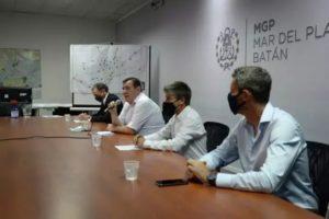 """Montenegro: """"El cuidado de la salud y el trabajo son fundamentales"""""""