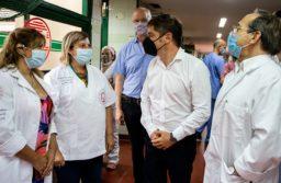 """Kicillof: Se inscribieron """"700.000 bonaerenses para aplicarse la vacuna"""""""
