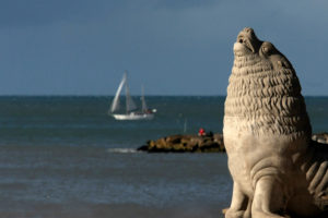Mar del Plata: 381.092 turistas arribaron en la primera quincena
