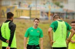 Favio Fernández será el técnico interino de Aldosivi